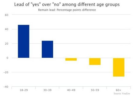 Brexit Age Data